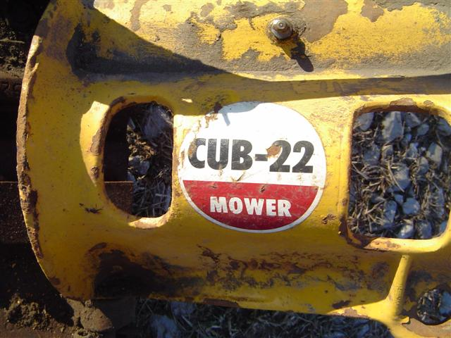 Photo Archive Images for Cub and Cub Loboy Tractors